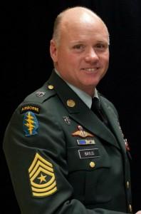 SGM Ret Mark D. Baylis