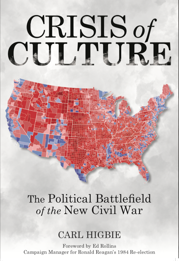 Crisis of Culture: The Political Battlefield of the New Civil War